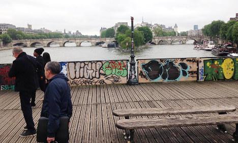 Whatever happened to Paris's beautiful bridges?