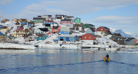 Greenland approves same-sex marriage