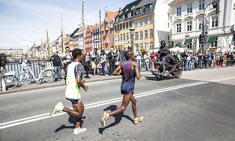 IN PHOTOS: 10,000 run Copenhagen Marathon
