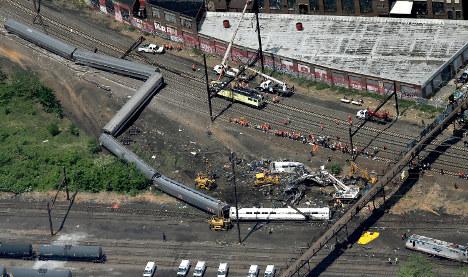 Italian family fights to repatriate US rail victim