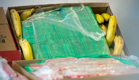 €15m of cocaine found in Aldi banana boxes