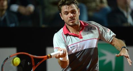 Wawrinka knocked out of Geneva Open in shocker