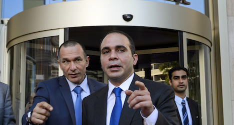 Prince Ali out to wrestle Fifa from Blatter