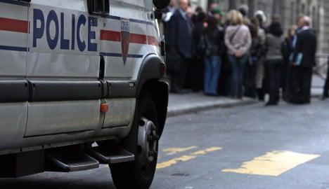 'Drunk Paris police' kill motorist in car crash