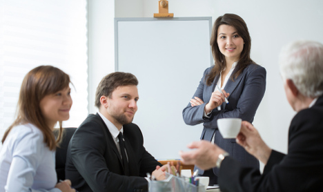 Firms face penalties if boards not 'more female'