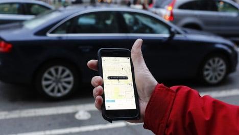 Europe takes France to task for Uber crackdown