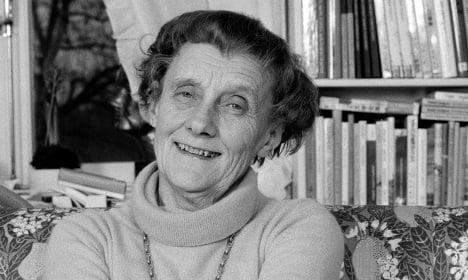 Astrid Lindgren family plans apartment museum