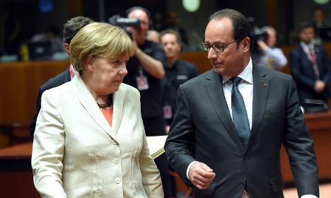 France 'trusts' Germany to act on spying claims