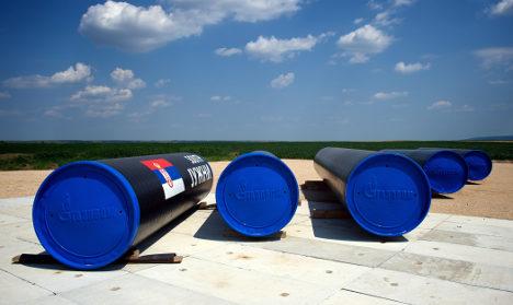 Saipem resumes work on Black Sea gas pipeline