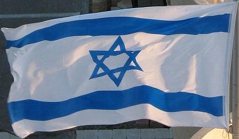 Landlord tells tenant to remove Israeli flag