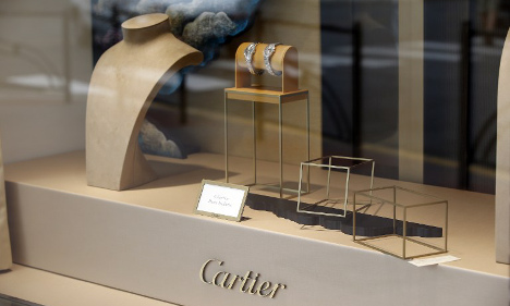 Cannes: Thieves loot €17.5m worth of jewels