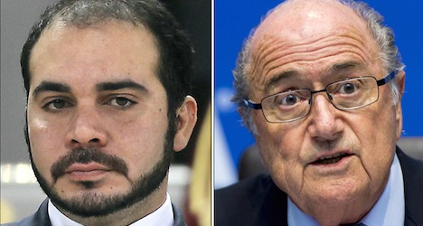 Fifa's Blatter confident about re-election