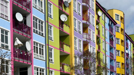 Berlin jumps ahead on new rent control law