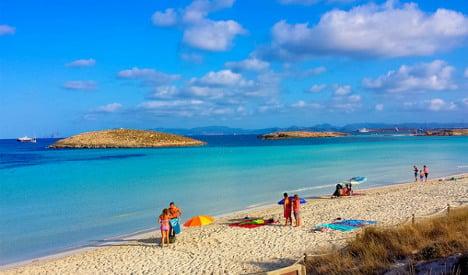 Spain in top ten for EU 'excellent' beaches