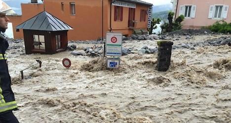 More rain renews flood and landslide risks