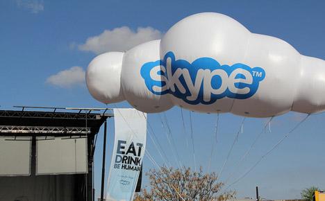 Danish-founded Skype 'too similar' to UK's Sky