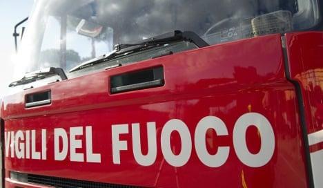 Three dead in Naples fireworks factory blast
