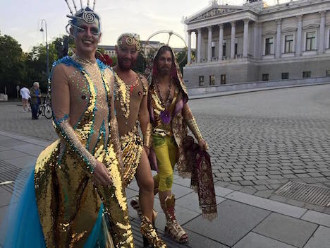 Life Ball 2015 roundup and gallery