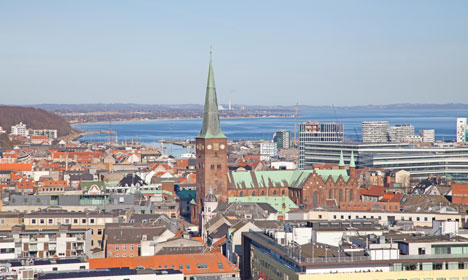 Denmark moves up the competitiveness ranks