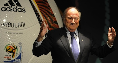 Will he stay or go? Pressure rises on Blatter