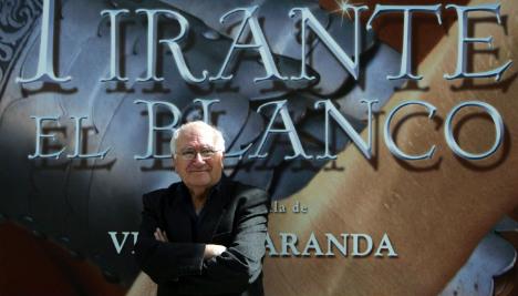 Spanish director Vicente Aranda dies aged 88