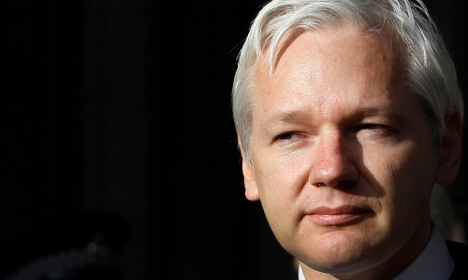 Swedish court rejects Assange arrest appeal