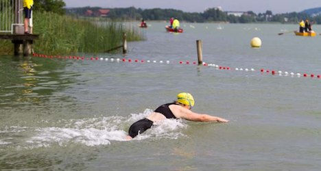 Four Swiss bathing areas 'unfit' for swimmers