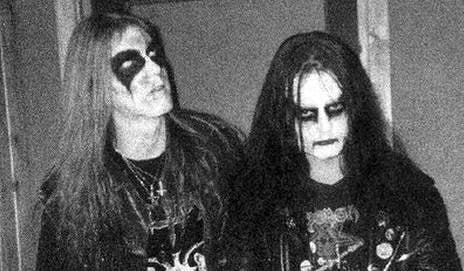 Black metal murder to be Ridley Scott film