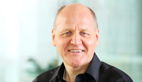 Telenor anoints Asia head as new chief exec