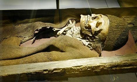 Danish Bronze Age girl may have been German