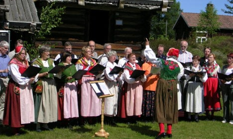 Viking 'forest' language set for Nordic preschool