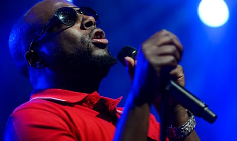 US rapper Wyclef Jean: 'I want to move to Sweden'