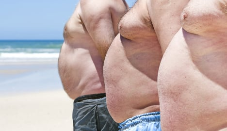 Most Spanish people will be overweight by 2030