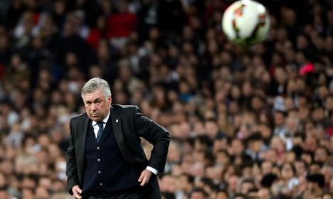 Carlo Ancelotti mulling AC Milan offer