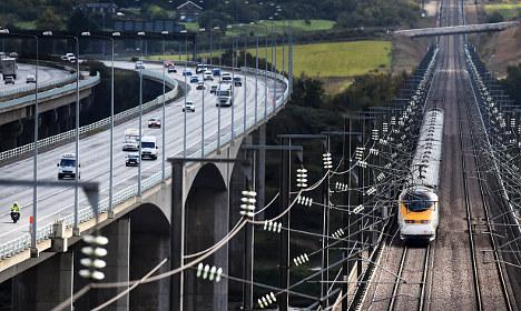SNCF gets EU green light for Eurostar takeover