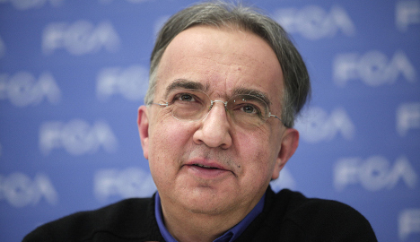 Fiat Chrysler chief predicts new auto merger