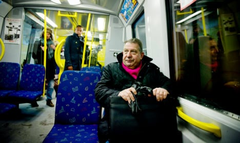 Stockholm transport boss resigns over theft