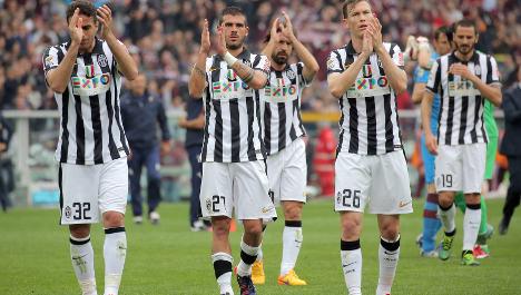 Champions Juventus seek Euro renaissance