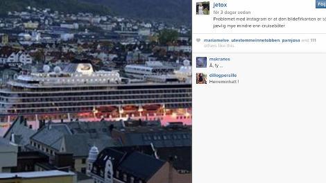 Norwegian MP shares penis pic on Instagram