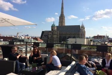 Seven Vienna bars with breathtaking views