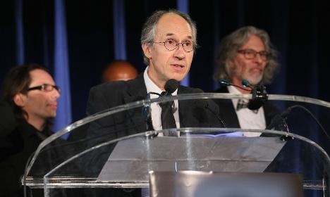 Charlie Hebdo handed 'courage' award in US