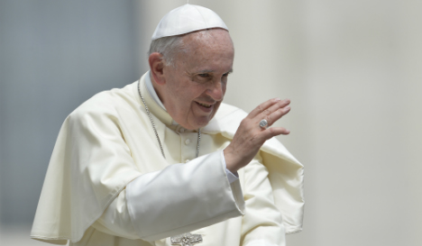 Pope awards sainthood to controversial monk