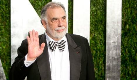 Coppola wins Spain's biggest arts prize