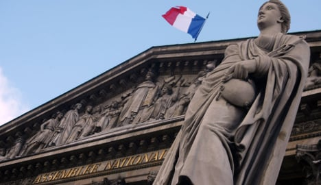 French MPs approve boosting spying powers