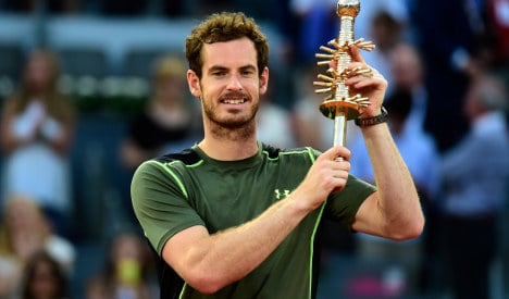 'Tired' Murray announces Rome withdrawal
