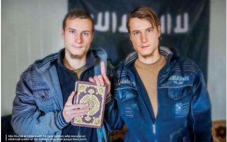 German twins die fighting for Isis in Iraq