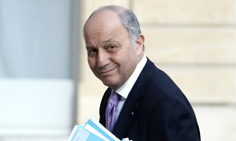 French FM to attend Russian WWII ceremony