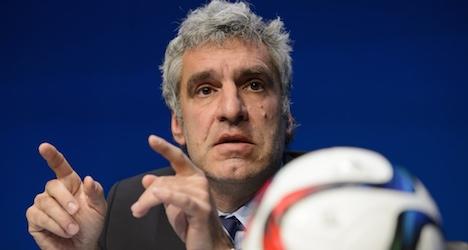 Swiss arrest seventh football official in Zurich
