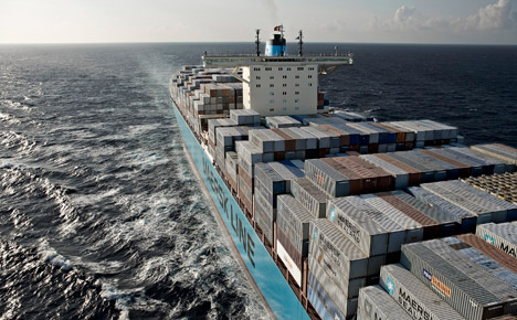 Iran says crew of seized Maersk vessel are 'free'