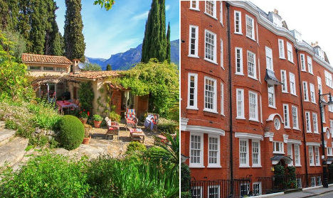 Ten French manors for the price of a London flat
